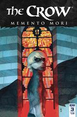 Crow Memento Mori #3 Cvr A Dell Edera