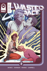 Wasted Space #3 (Mature Readers) (Cover A - Sauvage)