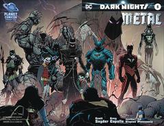 Df Dark Nights Metal #5 Sketch Sgn Snyder Capullo
