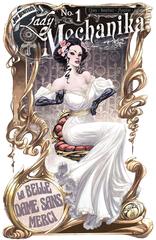 Lady Mechanika: La Belle Dame Sans Merci #1 (Of 3)