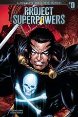 Project Superpowers #0 (Cover E - 40 Copy Incentive)