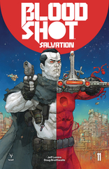 Bloodshot: Salvation #11 (Cover A - Rocafort)