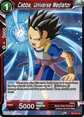 Cabba, Universe Mediator - TB1-011 - C on Channel Fireball