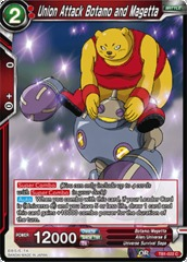 Union Attack Botamo and Magetta - TB1-022 - C