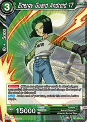 Energy Guard Android 17 - TB1-054 - UC on Channel Fireball