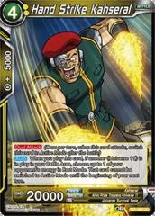 Hand Strike Kahsera - TB1-090 - UC