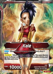 Kale // Lady of Destruction Kale (Foil) - TB1-002 - C