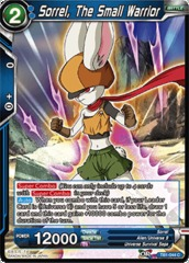 Sorrel, The Small Warrior (Foil) - TB1-044 - C