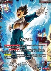 Saiyan Bond Vegeta / Vegeta (Foil) - TB1-001 - UC