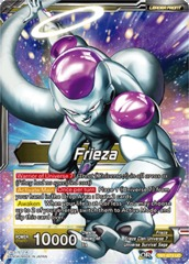 Golden Frieza, The Final Assailant // Frieza (Foil) - TB1-073 - UC