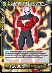 Secret Vitality Jiren (Foil) - TB1-082 - UC
