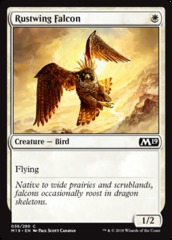 Rustwing Falcon - Foil