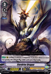 Stardrive Dragon - V-TD01/002EN on Channel Fireball