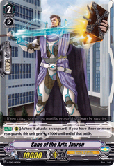 Sage of the Arts, Jauron - V-TD01/006EN on Channel Fireball