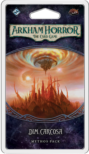 Arkham Horror: The Card Game - Dim Carcosa: Mythos Pack