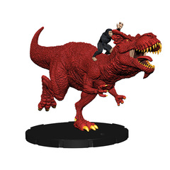 Devil Dinosaur & Moon Boy - G016 - Rare