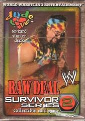 Raw Deal Survivor Series 2 Dude Love Starter Deck