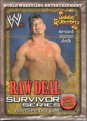 Raw Deal Survivor Series 2 Eddie Guerrero Starter Deck