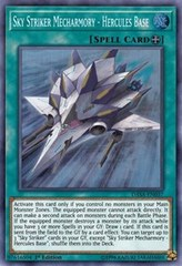 Sky Striker Mecharmory - Hercules Base - DASA-EN037 - Super Rare - 1st Edition