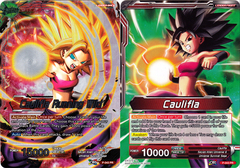 Caulifla // Caulifla Running Wild - P-043 - PR on Channel Fireball