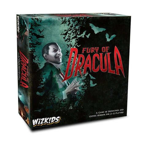 fury of dracula 4th edition strategy