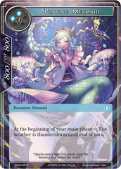 Praying Mermaid - WOM-050 - C