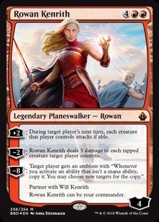 Rowan Kenrith - Foil