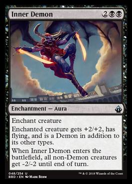 Inner Demon - Foil