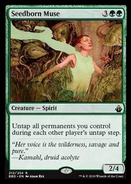 Seedborn Muse - Foil
