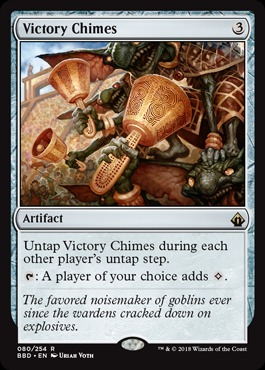 Victory Chimes - Foil