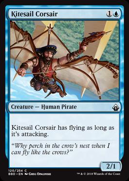 Kitesail Corsair - Foil