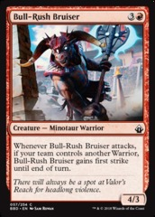 Bull-Rush Bruiser - Foil