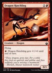 Dragon Hatchling - Foil