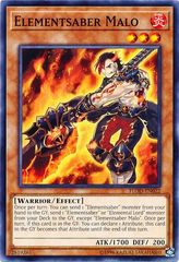 Elementsaber Malo - FLOD-EN022 - Common - Unlimited Edition