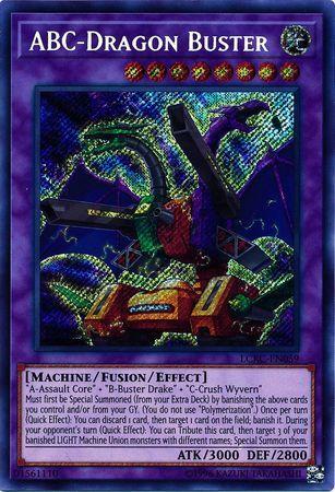 ABC-Dragon Buster - LCKC-EN059 - Secret Rare - Unlimited Edition