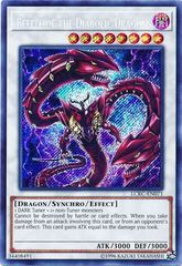 Beelze of the Diabolic Dragons - LCKC-EN071 - Secret Rare - Unlimited Edition