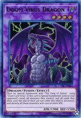 Doom Virus Dragon - LCKC-EN064 - Ultra Rare - Unlimited Edition
