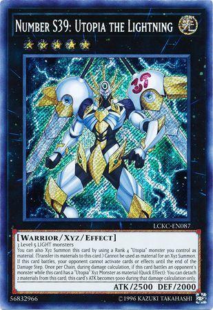 Anti Raigeki LCKC-EN104 Secret Rare Unlimited Edition