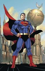 Action Comics #1000 The Deluxe Edition Hc (JUN180558)