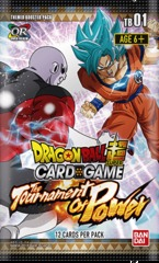 Dragon Ball Super TCG - The Tournament of Power Booster Pack (TB01)