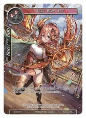 Fire Bow Elf (Full Art) - WOM-027 - C