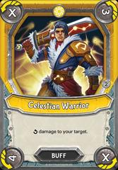 Celestian Warrior (Unclaimed)