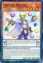 Crystal Keeper - FLOD-EN093 - Common - Unlimited Edition