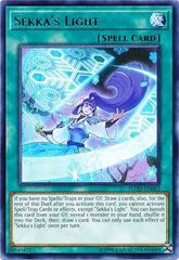 Sekka's Light - FLOD-EN062 - Rare - Unlimited Edition