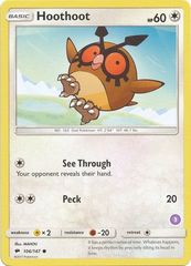 Hoothoot - 106/147 - Common