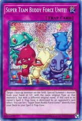 Super Team Buddy Force - FLOD-EN081 - Secret Rare - Unlimited Edition