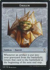 Emblem - Daretti (Commander Anthology 2)
