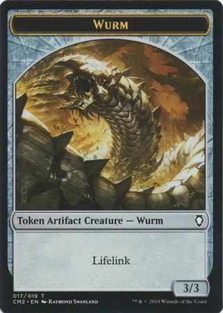 Wurm Token - Lifelink