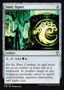 Simic Signet (216)