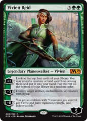 Vivien Reid on Channel Fireball